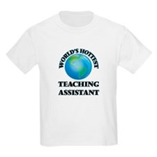 World's Hottest Teaching Assistant T-Shirt