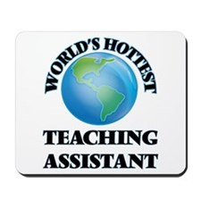 World's Hottest Teaching Assistant Mousepad