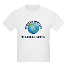 World's Hottest Telemarketer T-Shirt