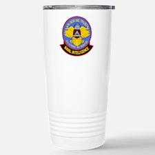 US NAVAL INTELLIGENCE M Travel Mug