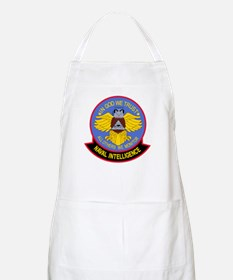 US NAVAL INTELLIGENCE Military Patch IN COD Apron
