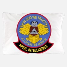 US NAVAL INTELLIGENCE Military Patch I Pillow Case