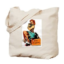 Cool Chad Tote Bag