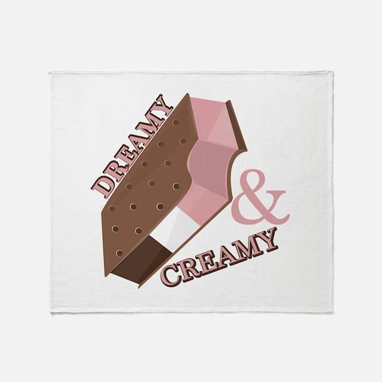 Dreamy & Creamy Throw Blanket
