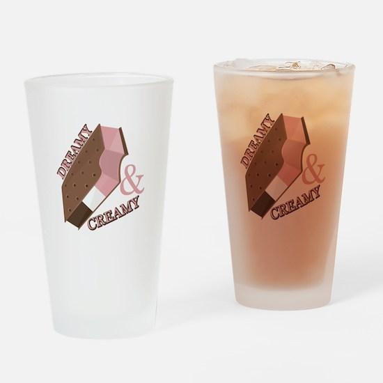 Dreamy & Creamy Drinking Glass