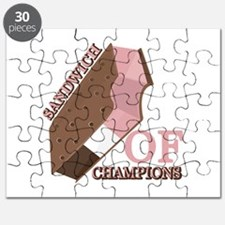 Sandwich Of Champions Puzzle