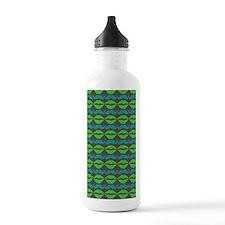 Mustache & Lips Patter Water Bottle
