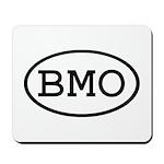 BMO Oval Mousepad
