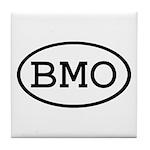 BMO Oval Tile Coaster