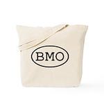 BMO Oval Tote Bag