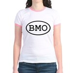 BMO Oval Jr. Ringer T-Shirt