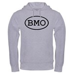 BMO Oval Hooded Sweatshirt