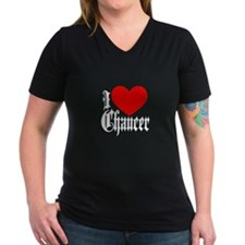 I Love Chaucer Shirt