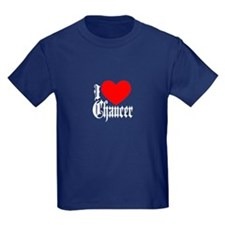 I Love Chaucer T