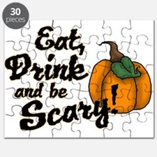 eat drink and be scary Puzzle