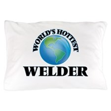 World's Hottest Welder Pillow Case