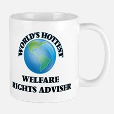 World's Hottest Welfare Rights Adviser Mugs