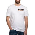 Draftsmen Kick Ass Fitted T-Shirt