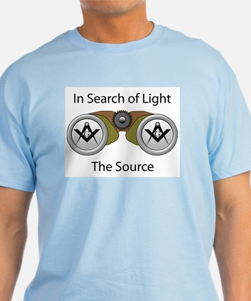 The source of the Search for T-Shirt