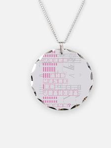 Lil pink crush sound.jpg Necklace
