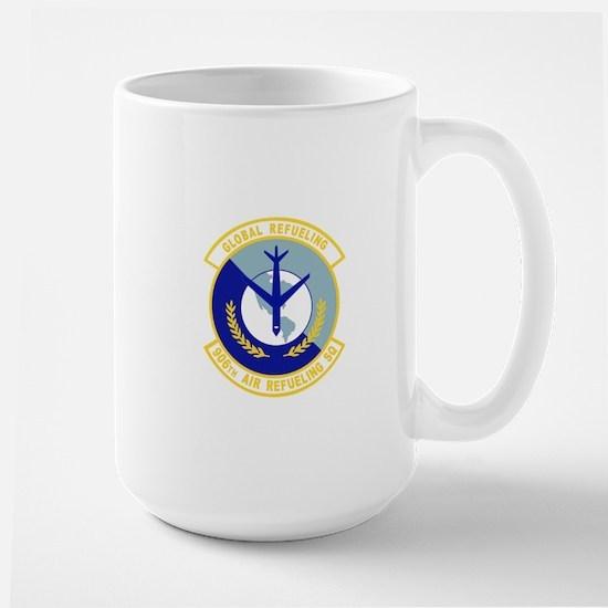 906_air_refueling_sq Mugs