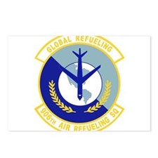 906_air_refueling_sq.png Postcards (Package of 8)