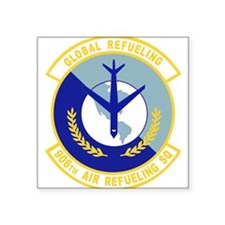 906_air_refueling_sq Sticker