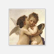 Exquisite First Kiss Angels Sticker
