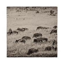 Buffalos Queen Duvet