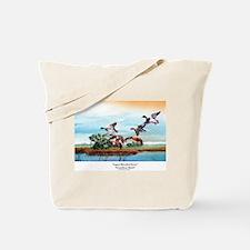 Daniel Butler Custom Tote Bag