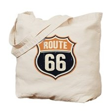 Route 66 -1214 Tote Bag