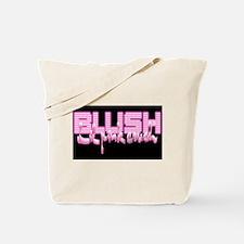 Lil pink crush blush black.jpg Tote Bag