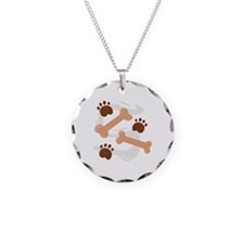 Dog Bones Necklace