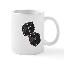 Two Dice Mugs