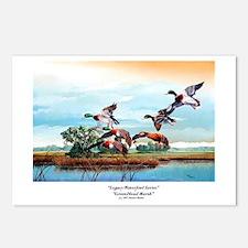Daniel Butler Custom Postcards (Package of 8)