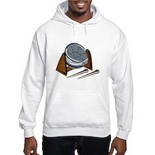 steel kettle drum Hoodie
