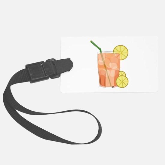 Iced Tea Luggage Tag