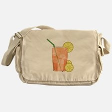 Iced Tea Messenger Bag