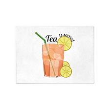 Tea Is Served 5'x7'Area Rug