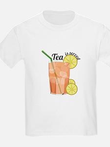 Tea Is Served T-Shirt