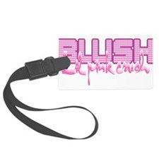 Lil pink crush blush.jpg Luggage Tag