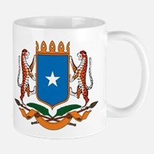 Somalia Coat of Arms Small Small Mug