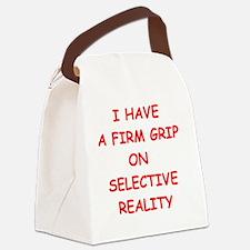 Unique Manic depression Canvas Lunch Bag