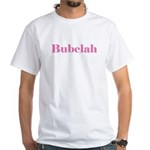 Bubelah White T-Shirt