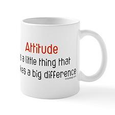 Attitude Coffee Small Mugs