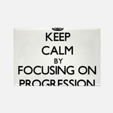 Keep Calm by focusing on Progression Magnets