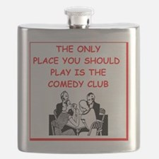 Cool Comedy club Flask