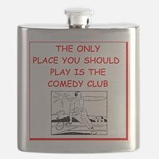 Cute Comedy club Flask