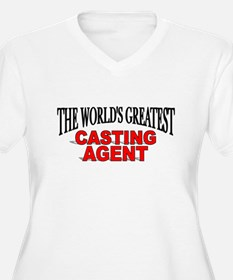 """The World's Greatest Casting Agent"" T-Shirt"
