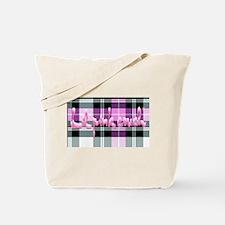 Plaid.jpg Tote Bag